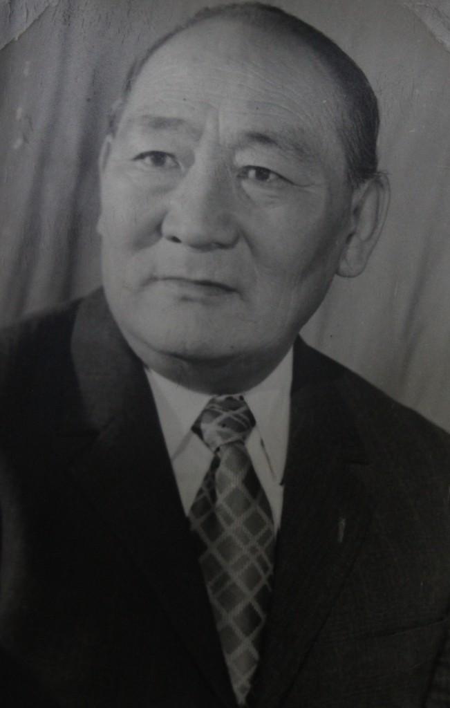 Н.Гомбосүрэн
