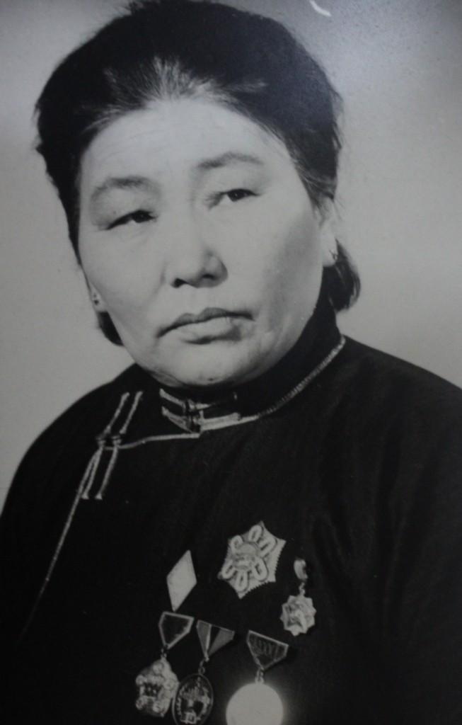 Бадамгарав
