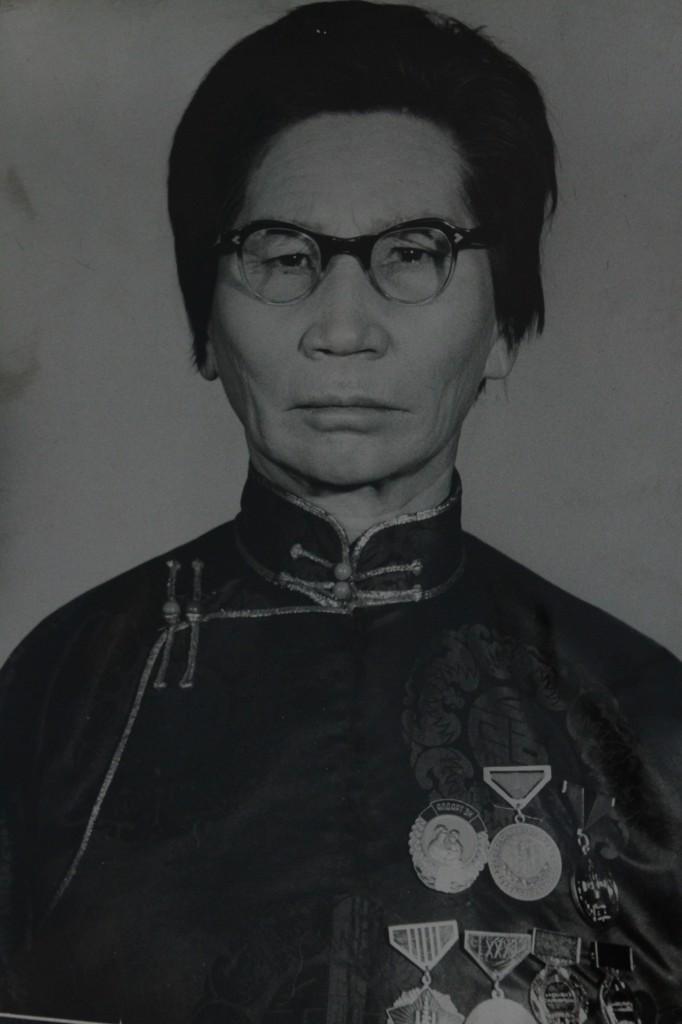 Э.Дулмаа - монтажчин