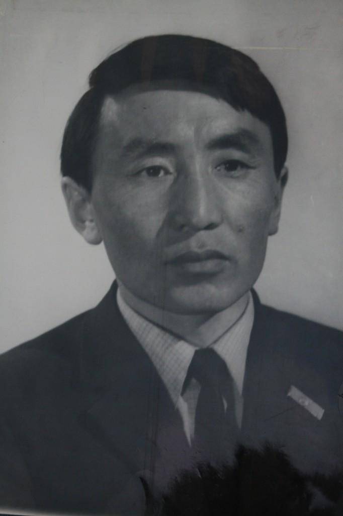 Б.Баянбат- Дууны оператор, инженер